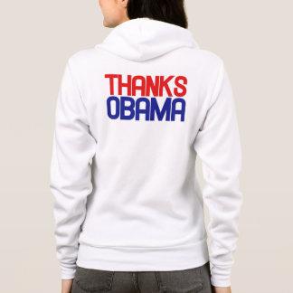 Dankt Obama Hoodie