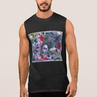 Danse makaberes ärmelloses shirt