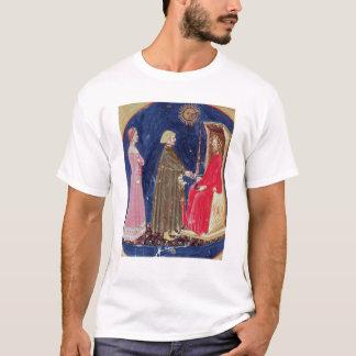 Dante und Beatrice vor Justinian T-Shirt
