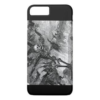 Dantes Tod im Himmel iPhone 8 Plus/7 Plus Hülle