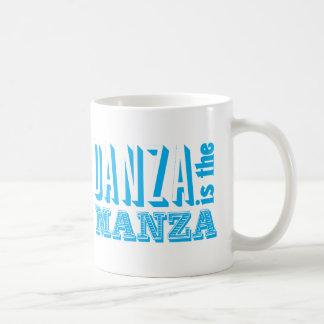 Danza ist das Manza Kaffeetasse