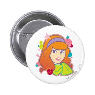 Daphne Pose 18 Runder Button 5,7 Cm