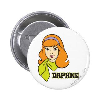 Daphne Pose 21 Runder Button 5,1 Cm