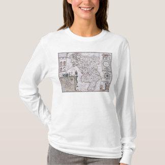 Darbieshire, graviert von Jodocus Hondius T-Shirt