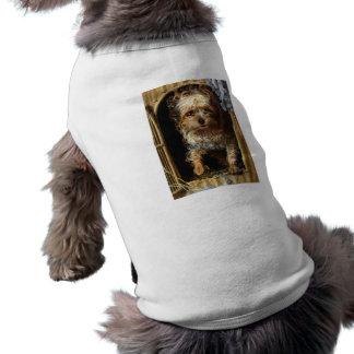 Darby ein Druck Yorkshires Terrier Shirt