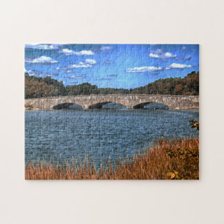 Darien Brücke Connecticut Puzzle
