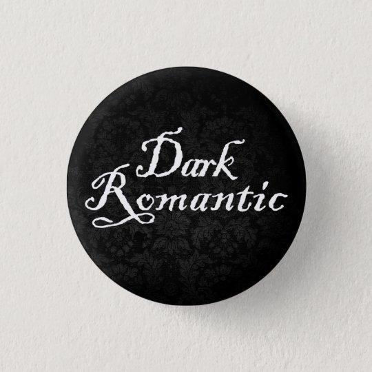 Dark Romantic Runder Button 2,5 Cm