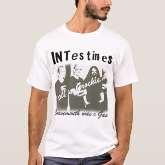 Därme Bournemouth waren ein Gast-shirt T-Shirt