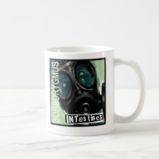 Därmeborborygmus-Tasse Kaffeetasse