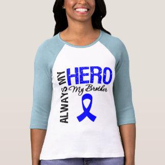 Darmkrebs immer mein Held mein Bruder T Shirts