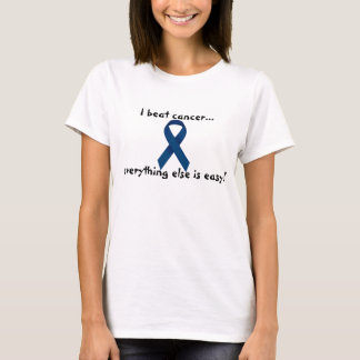 Darmkrebs-Überlebend-T - Shirt