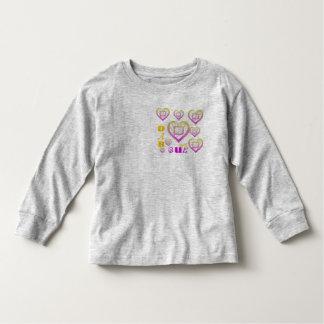 Darque Girlz T-Stück Herz-N Darque T Shirt