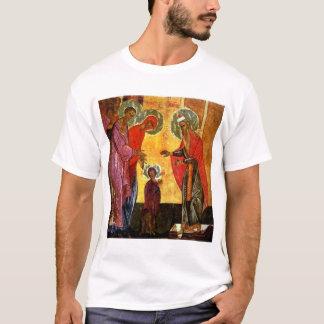 Darstellung der Jungfrau im Tempel T-Shirt