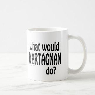 D'Artagnan Kaffeetasse