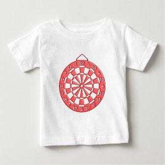Dartboard Baby T-shirt
