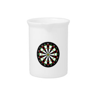 Dartboard Getränke Pitcher