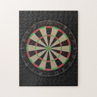 Dartboard-Liebhaber Puzzle