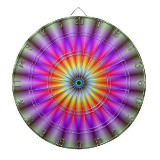 Dartboard-   Rad der Farbe Dartscheibe