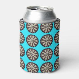 Dartboards auf Aqua, Dosenkühler