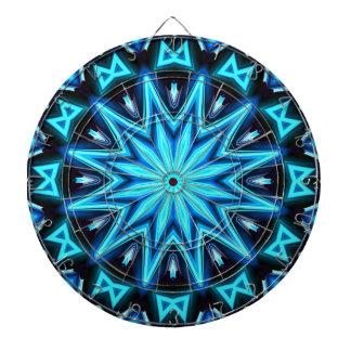 Dartscheibe der Kaleidoskop-Kunst-10