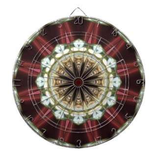 Dartscheibe der Kaleidoskop-Kunst-11