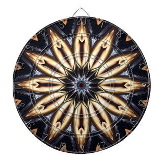 Dartscheibe der Kaleidoskop-Kunst-16
