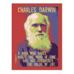 Darwin 1 postkarte
