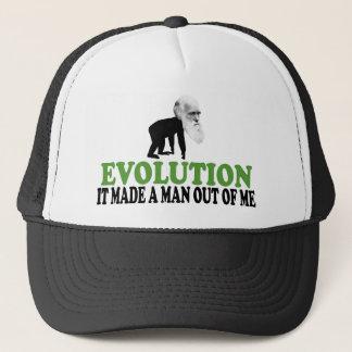 Darwin-Evolution Truckerkappe