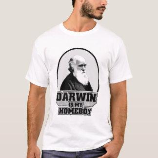 Darwin ist mein Homeboy   atheisten-Shirt T-Shirt