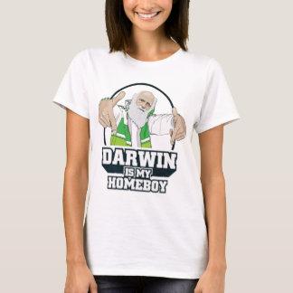 Darwin ist mein Homeboy (farbenreich) T-Shirt