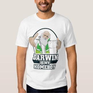 Darwin ist mein Homeboy (farbenreich) T Shirts