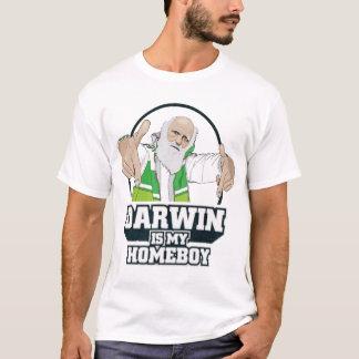 Darwin ist mein Homeboyatheisten-Shirt T-Shirt