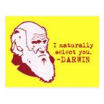 Darwin Postkarten