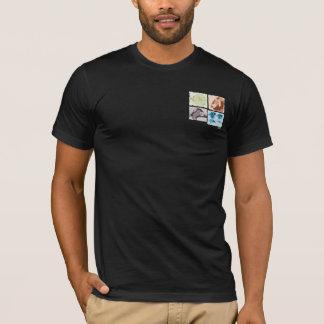 Darwin, The Voyage, of the Beagle. Men t-shirt