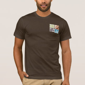 Darwin, The Voyage, of the Beagle T-Shirt