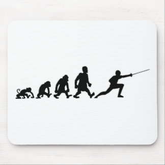 Darwinfechten Mousepads