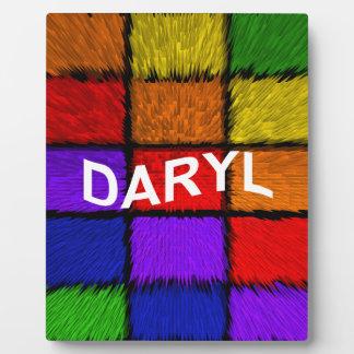 DARYL FOTOPLATTE