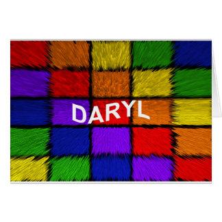 DARYL KARTE
