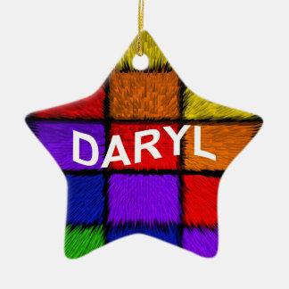 DARYL KERAMIK ORNAMENT