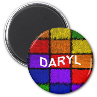 DARYL RUNDER MAGNET 5,7 CM