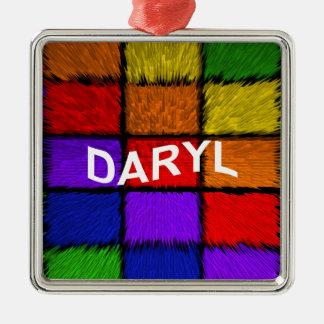 DARYL SILBERNES ORNAMENT