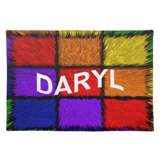 DARYL TISCHSET