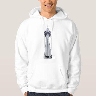 """""""Das 6."""" das grundlegende mit Kapuze Sweatshirt"""