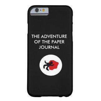 Das Abenteuer des Papierzeitschrift iPhone 6 Barely There iPhone 6 Hülle