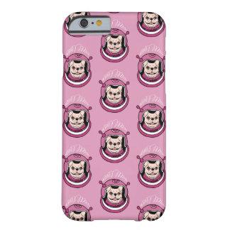 Das Abenteuer eines niedlichen Frenchie Barely There iPhone 6 Hülle