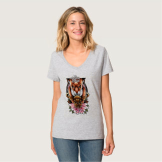 Das adrette tote T-Shirt