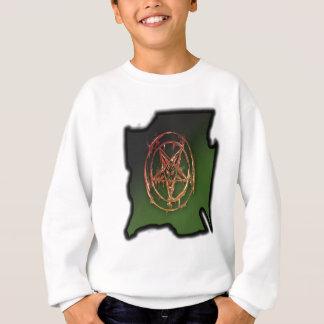 Das ägyptische Symbol des viel Glück Sweatshirt