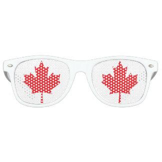 Das Ahornblatt, nationales Sonderzeichen von Sonnenbrille