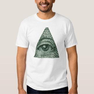 Das alles sehende Auge Hemd