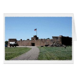 Das alte Fort der Biegung Karte